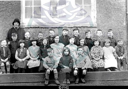 Lemreway School, 1933
