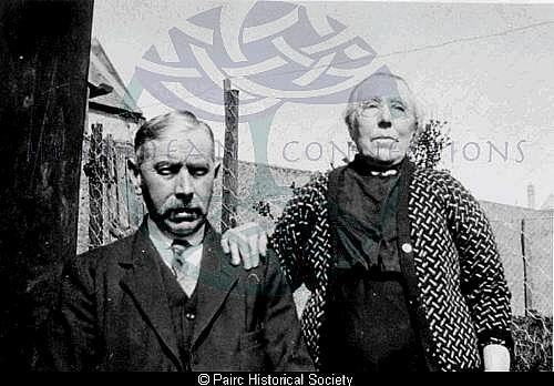 Angus and Flora Nicolson, 27 Lemreway