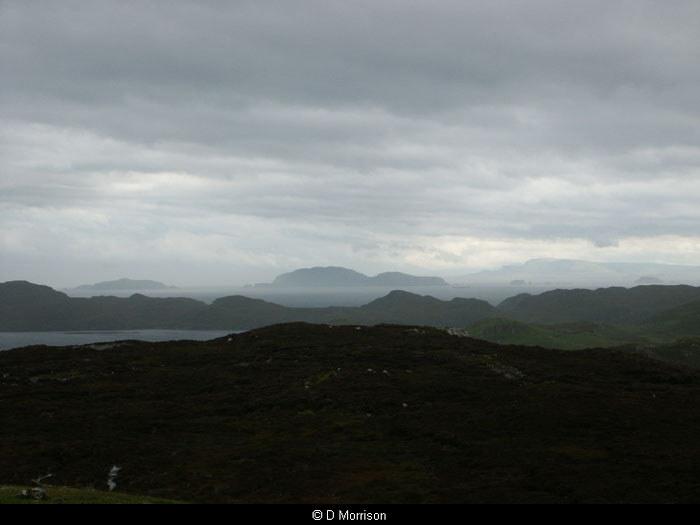 Shiant Isles from Lemreway
