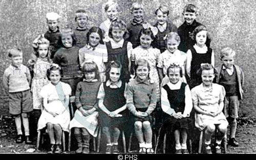 Planasker School - 1947