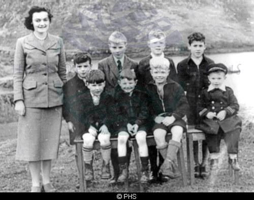 Planasker School - 1950