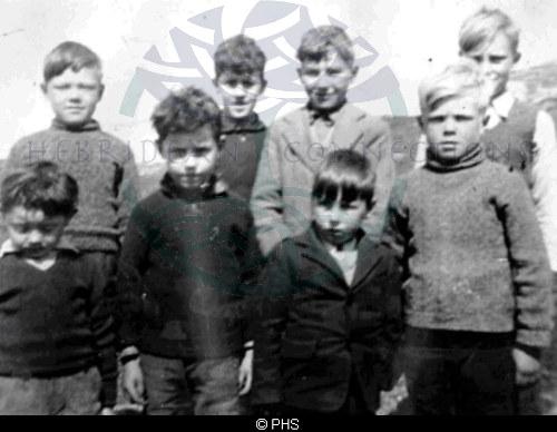Planasker School - 1954