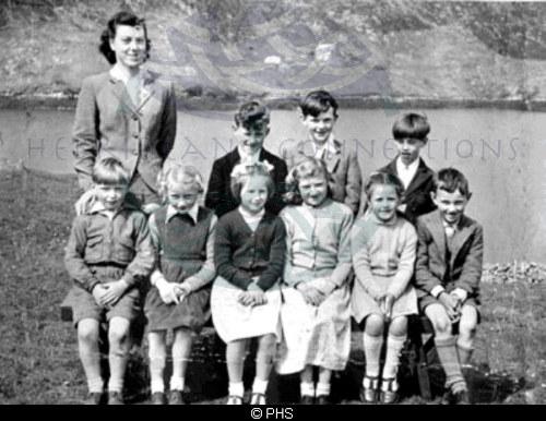 Planasker School - 1960