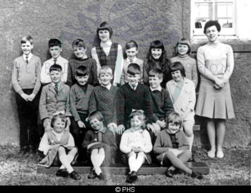 Planasker School - 1971
