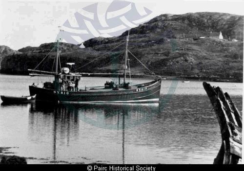 FV Seafarer