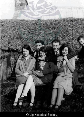Mackenzie and Matheson families, Aird Uig