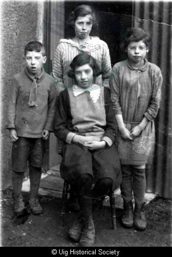 The Matheson children