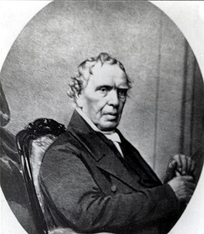 Rev Alexander Macleod
