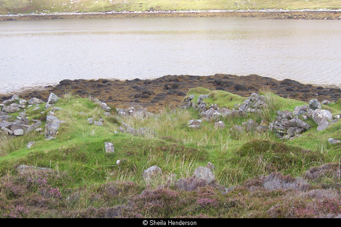 Ruins at Strome