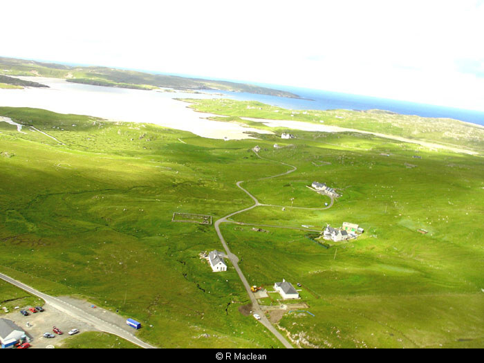 Timsgarry from the air
