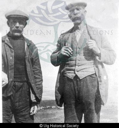 James Morrison and Norman Matheson