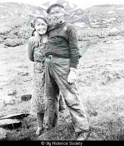 Rachel and John Morrison