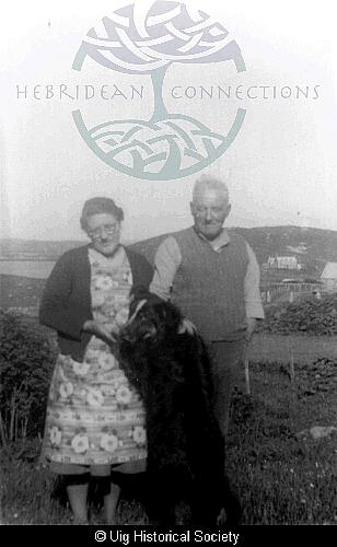 Joan and Kenneth Mackay