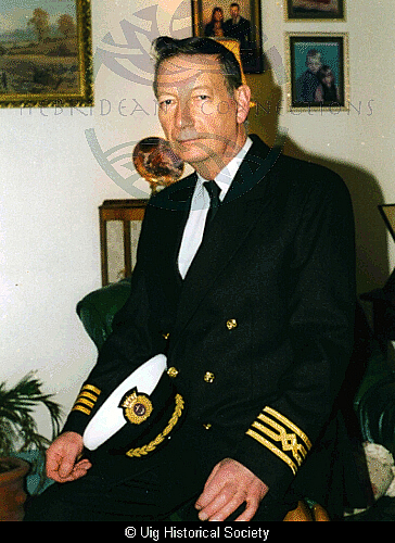 Malcolm John Buchanan