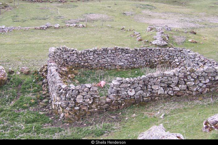 Ruins at Reithmir, Valtos